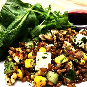 Måltidskasser for vegetarer
