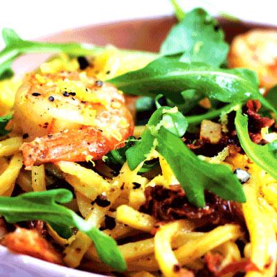 Italiensk mad bragt til døren