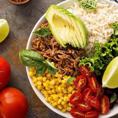 Sund og velsmagende mad