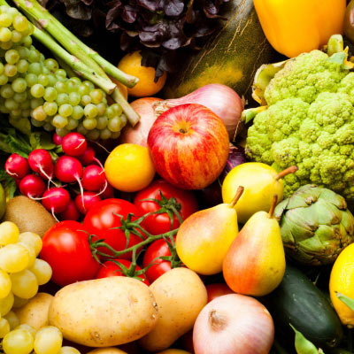 Frugt & Grøntkasser