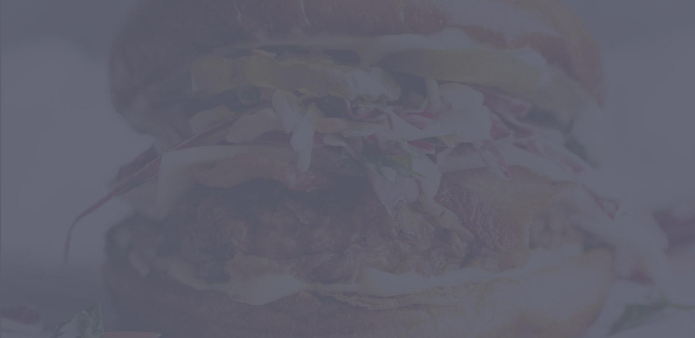 Mexicansk kyllingeburger