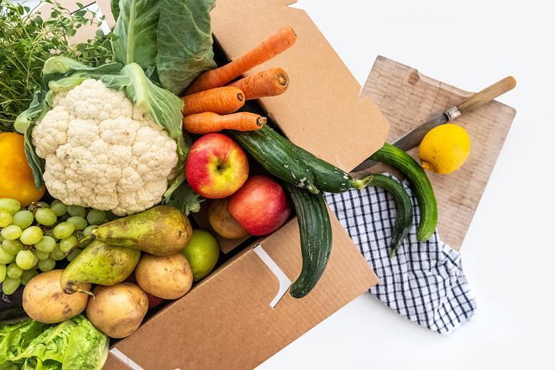 Grøntkasser mod madspild