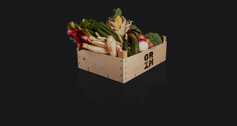 Grøntkasser fra Eat Grim