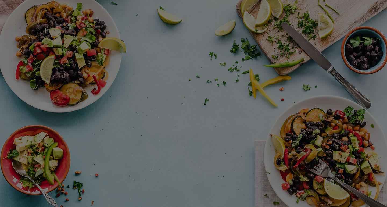 Sund og varieret aftensmad på kun 10-30 minutter
