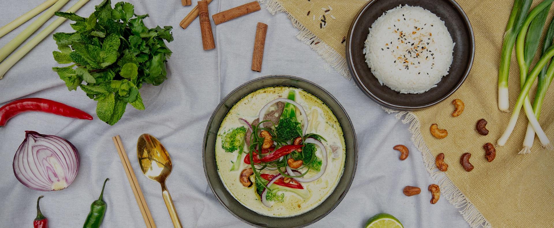 Få en lækker asiatisk måltidskasse fra DailyNam